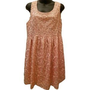 🌕 Ya Los Angeles Floral Print Dress